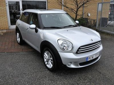 begagnad Mini Cooper D Countryman ALL4 Automat / Panorama