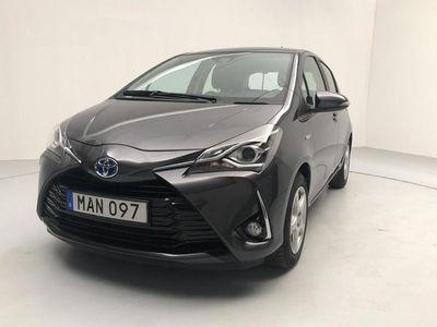 begagnad Toyota Yaris 1.5 Hybrid 5dr
