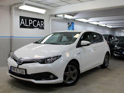 brugt Toyota Auris 1,8 HSD ACTIVE NYBESIKTIGAD