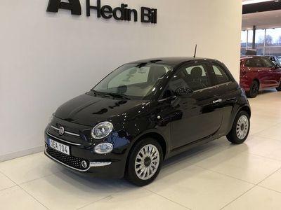 begagnad Fiat 500 1.2 Manuell, 69hk, ink serviceavtal 3år / 4500 mil