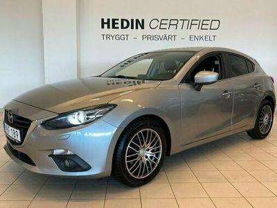 begagnad Mazda 3 32.0 SPORT SKYACTIVE 2015, Kombi Pris 112 000 kr