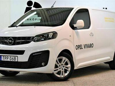 begagnad Opel Vivaro Premium L3 180hk AT8