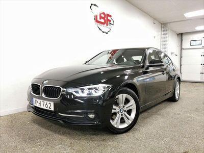 begagnad BMW 318 d Sport line Navi Head up-display Mycket utrustning