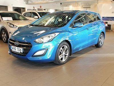 begagnad Hyundai i30 cw 1.6 CRDi Euro 6 110hk