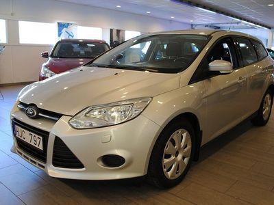begagnad Ford Focus 1.6 TDCi 95hk Kombi EcoNetic Trend