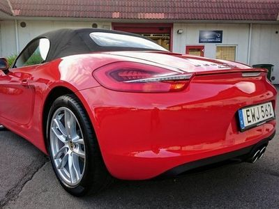 begagnad Porsche Boxster S Manuell, 315 hk