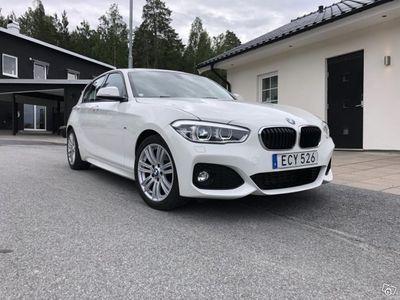 begagnad BMW 116 d M-sport Drag -16