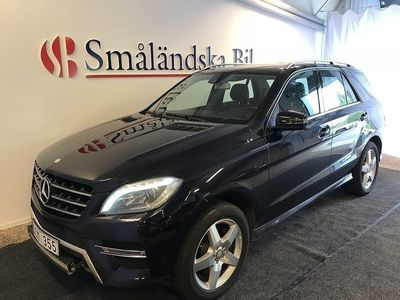 usata Mercedes ML350 BlueTEC 4MATIC AMG Sport 258hk