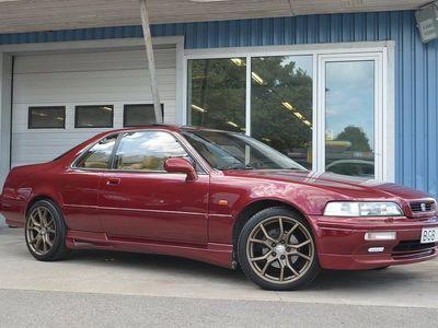 begagnad Honda Legend Coupé 3.2 V6 215HK Påkostad