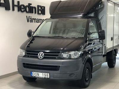 begagnad VW Transporter PICKUP 140HK KAPELL