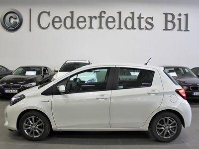 begagnad Toyota Yaris Hybrid 1.5 VVT-i 1234mil Euro6 101hk