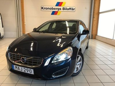 begagnad Volvo S60 D2 Momentum 115 Hk Manuell