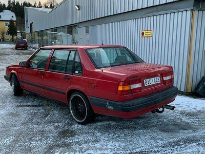 begagnad Volvo 940 Turbo, 402 whp, 536Nm