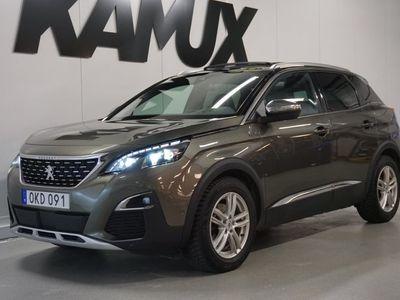 begagnad Peugeot 3008 BlueHDi EAT, 180hk,
