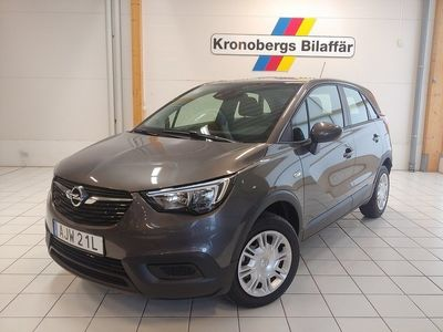 begagnad Opel Crossland X Enjoy 1.2 Turbo AT6 I 2019, SUV 194 200 kr