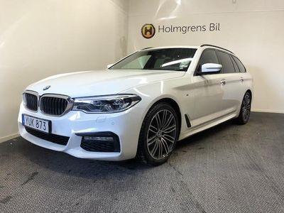 begagnad BMW 530 i xDrive M-Sport/ Navi/ Head-Up/ 19