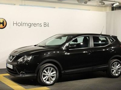 begagnad Nissan Qashqai 110 dCi AcentaSafety Connect