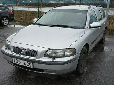 begagnad Volvo V70 2.4 S V HJUL 2003, Kombi Pris 8 000 kr