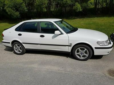 begagnad Saab 9-3 5D 2.0T STEEL E