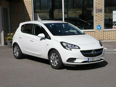 begagnad Opel Corsa Enjoy 1.4 (90hk) Kamkedja - V-däck - 1-Ägare