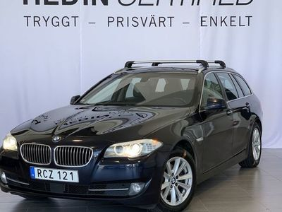 gebraucht BMW 520 520d Touring Steptronic, 184hk