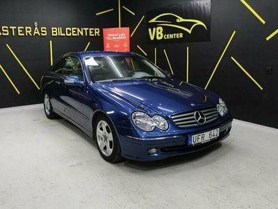 begagnad Mercedes CLK200 Kompressor Coupé Automat Elegance 163hk