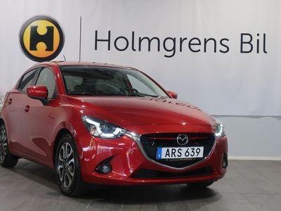 brugt Mazda 2 1.5 5dr Optimum (115hk) Nav / HUD