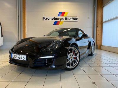 begagnad Porsche Boxster S PDK 315hk