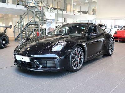 begagnad Porsche 911 992 4S Coupé 450 HK PDK