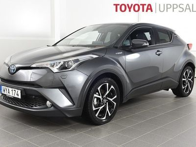 usata Toyota C-HR 1,8 Elhybrid X-Edition Skinn / JBL