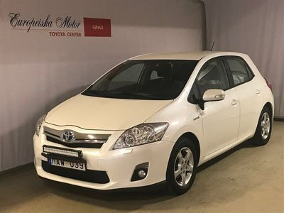 begagnad Toyota Auris Hybrid 1,8 HSD 5dr