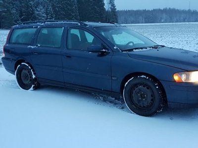 brugt Volvo V70 2.5T 210hk -05
