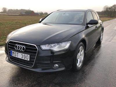 begagnad Audi A6 2.0 TDI Avant