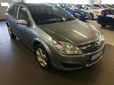 brugt Opel Astra ENJOY 1.3CDTi (90hk) kombi drag
