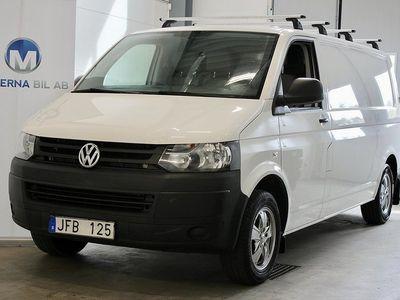 begagnad VW Transporter 2.0 TDI 102hk LÅNG D-VÄRMARE