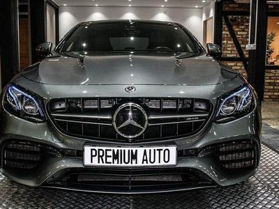 begagnad Mercedes S63 AMG AMG E4MATIC+ Exclusive Leather Euro 6 612hk