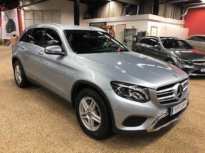 begagnad Mercedes 220 GLC4MATIC Exklusiv, Vinterpaket Navigation