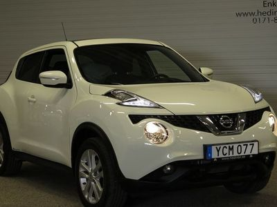 begagnad Nissan Juke DIG-T 115 6M/T N-CONNECTA 2WD SUNROOF