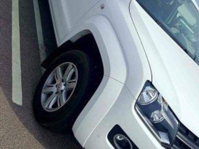 begagnad VW Amarok