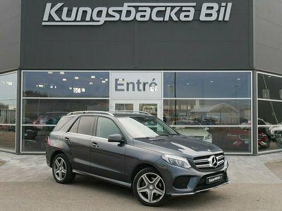 begagnad Mercedes GLE350 258hk,4MATIC,AMG,EU6