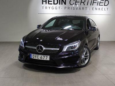 begagnad Mercedes CLA220 Shooting Brake D 4-Matic AMG Paket