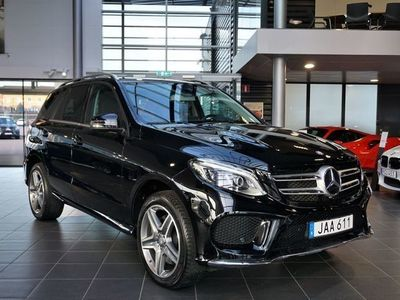 begagnad Mercedes GLE400 - Benz4MATIC 9G - Tronic 333hk