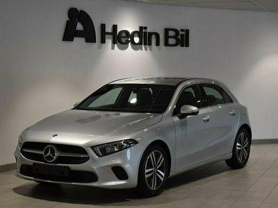 begagnad Mercedes A200 // Progressive-line