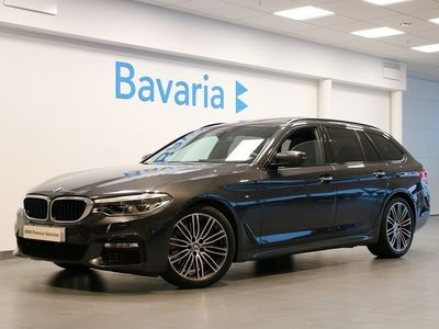 begagnad BMW 540 i xDrive Touring M-Sport Aut Innovation Edt Nypris 830.800:-