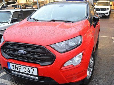 begagnad Ford Ecosport 1.0 125 ST-Line Limited Edit A