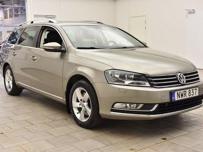 begagnad VW Passat 1.4 TSI Variant 150hk AUT / DRAG / MOMSBIL