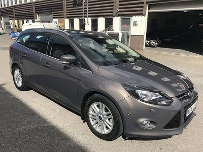 begagnad Ford Focus 1.0 Titanium Kombi 125hk 4300mil