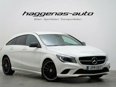 begagnad Mercedes CLA250 Shooting Brake / / 211hk