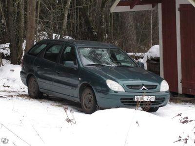 begagnad Citroën Xsara -01