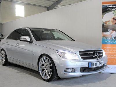 begagnad Mercedes C350 7G-Tronic 272hk -07